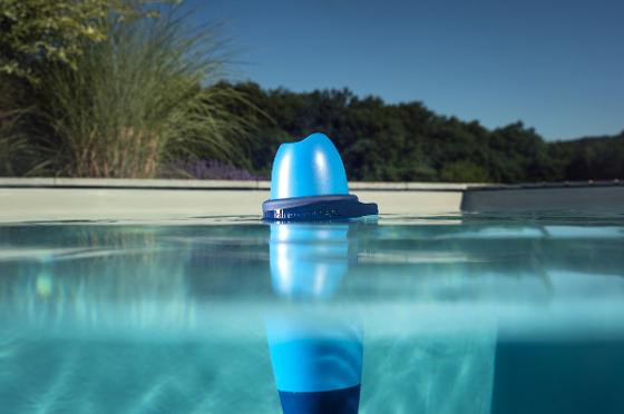 Blue Connect Plus analiza wody basenowej ph redox temperatura wody