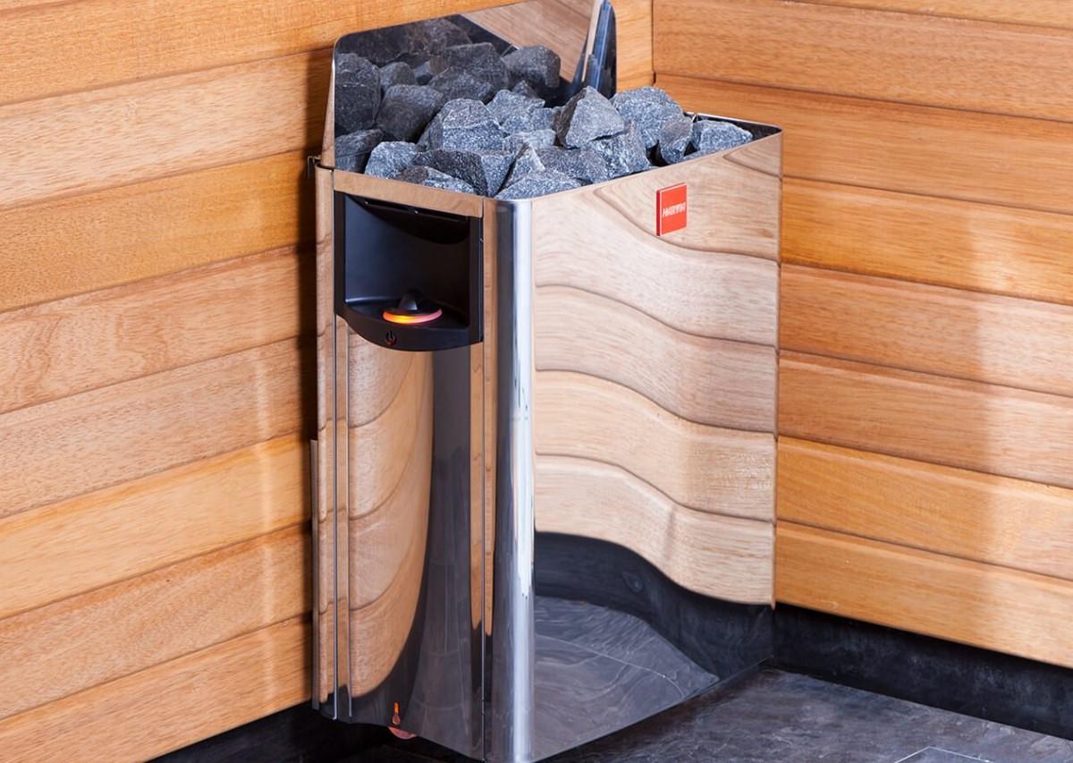 Piec do sauny Harvia The Wall